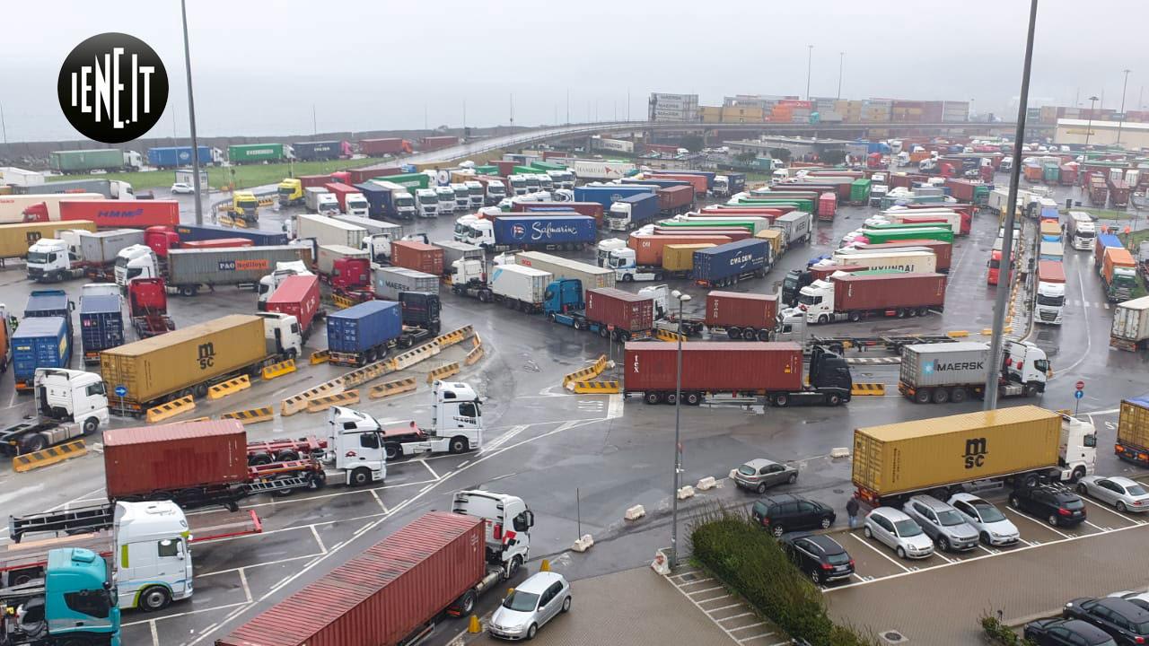 Porto di Genova, terminal container