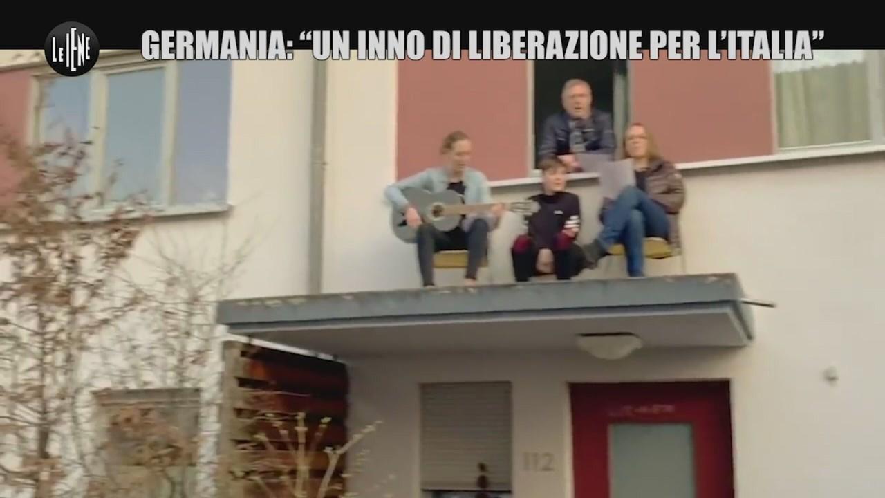 germania italia coro