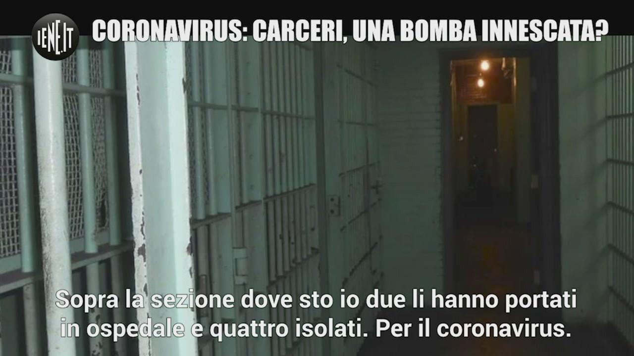 Coronavirus: contagi e rivolte nel carcere d Voghera