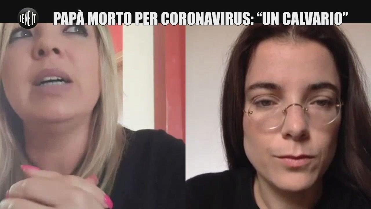 coronavirus silvia papa