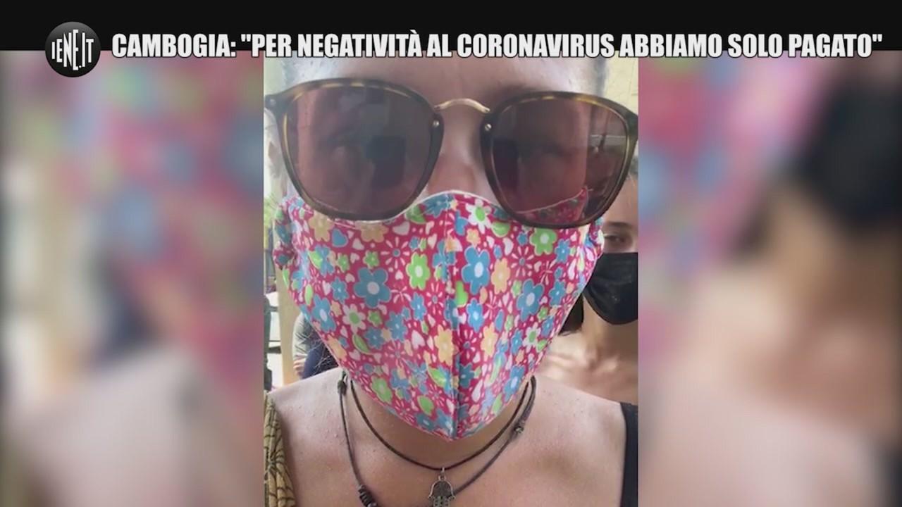 coronvirus italiani bloccati cambogia