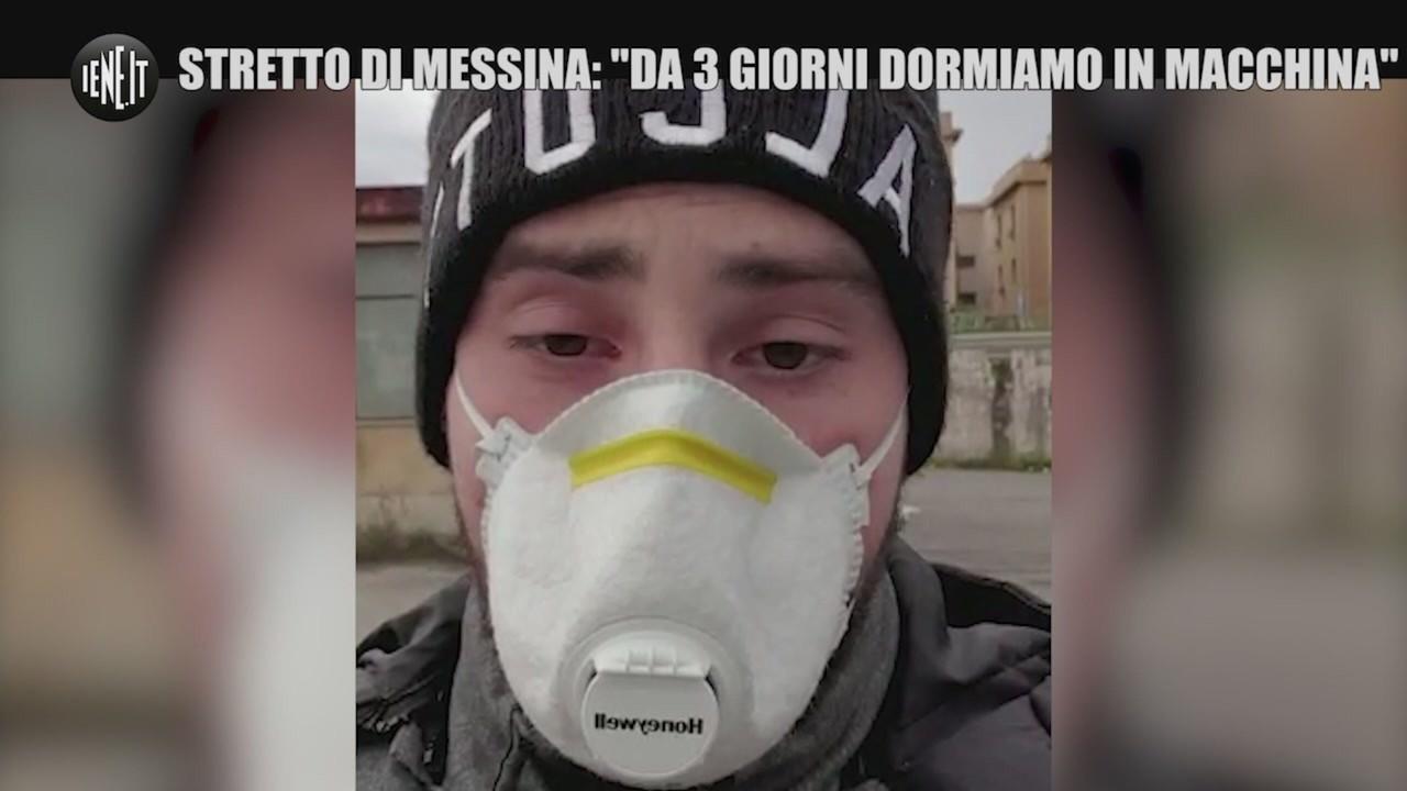 Stretto Messina dormiamo