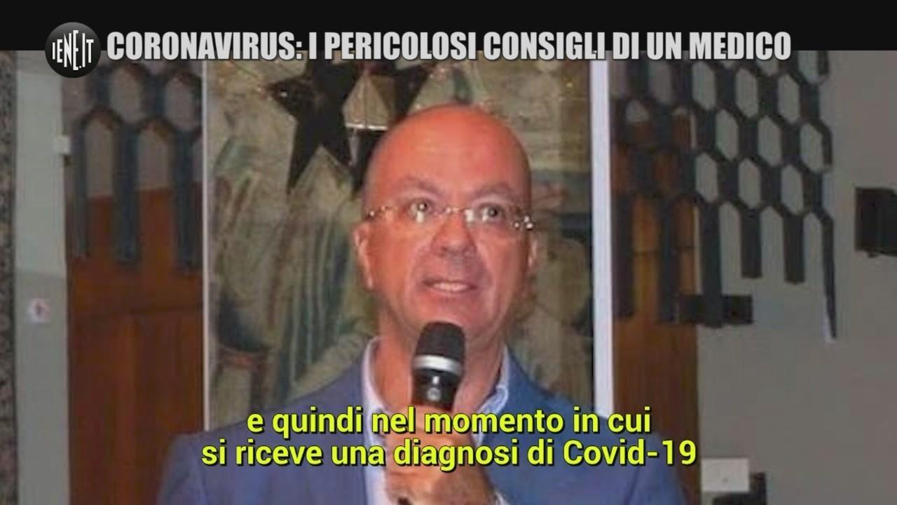 Coronavirus pericolosi consigli medico