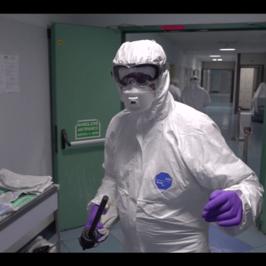 Napoli coronavirus elogio Cotugno