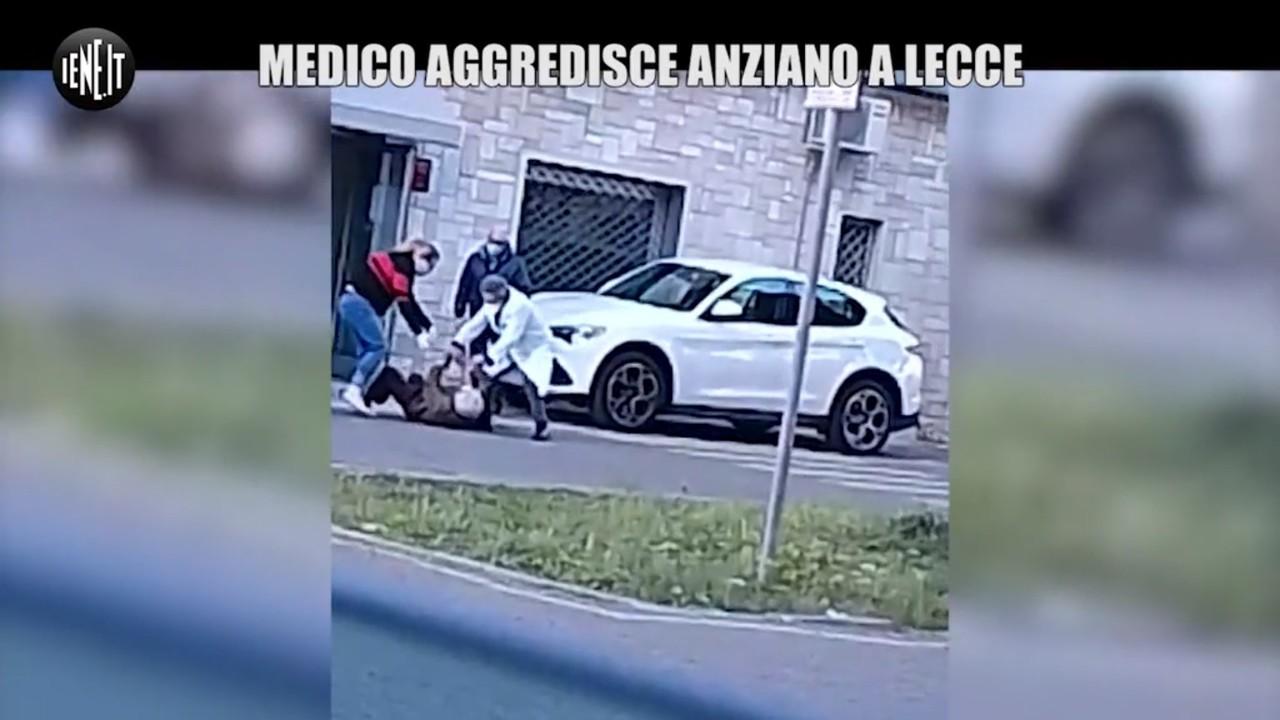 Arrestato il medico che ha picchiato un anziano a Calimera | VIDEO