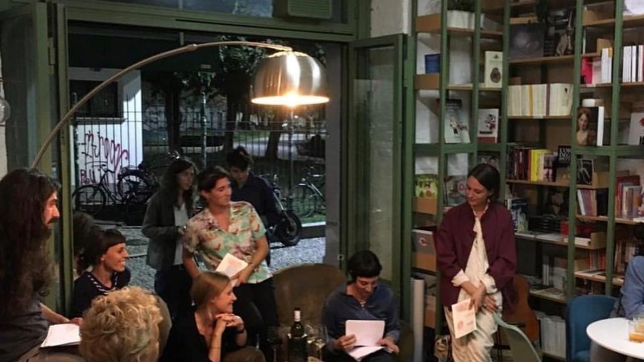 caffe letterario Walden Milano
