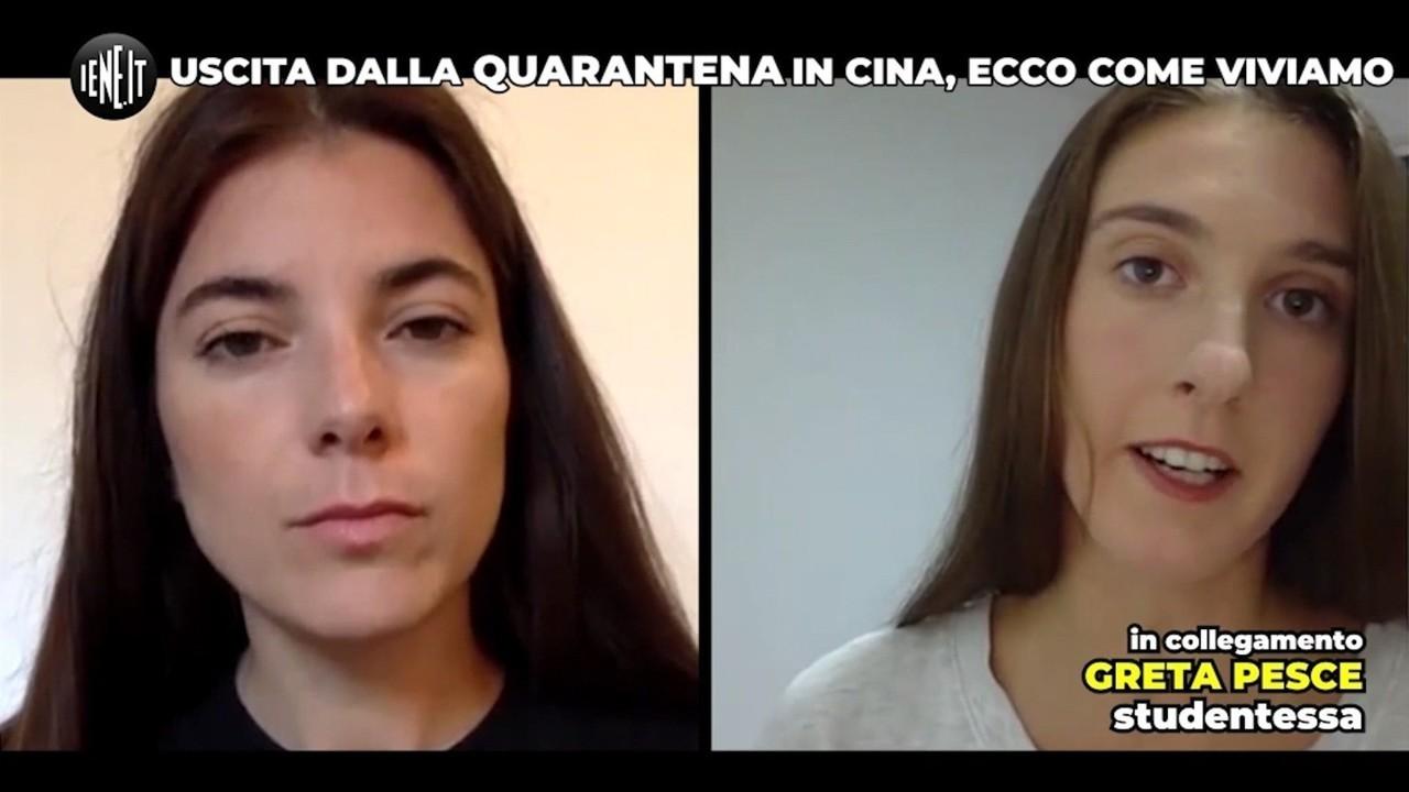 Iene.it: Coronavirus, la riapertura in Cina e in Italia