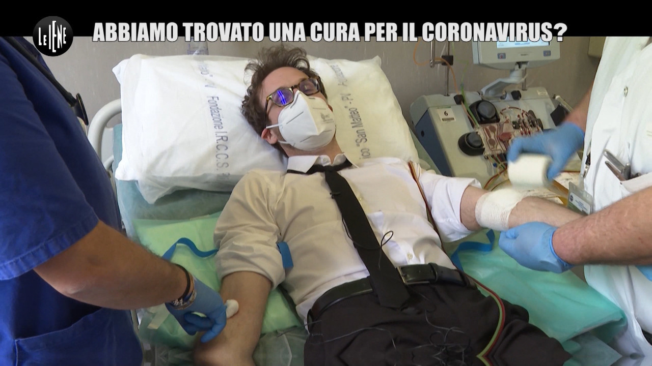 plasma iperimmune cura coronavirus