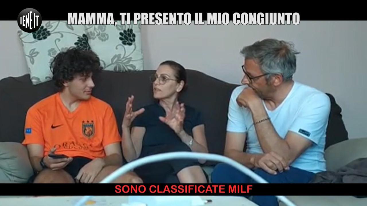 Lo Scherzo Alle Mamme Ti Presento Il Mio Nuovo Congiunto Video Le Iene