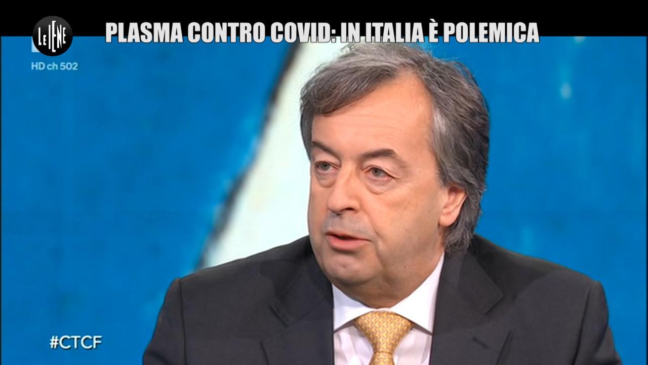 plasma iperimmune covid19 italia polemica