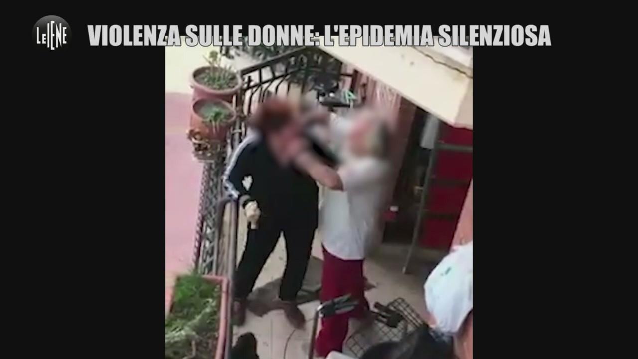 violenza donne quarantena