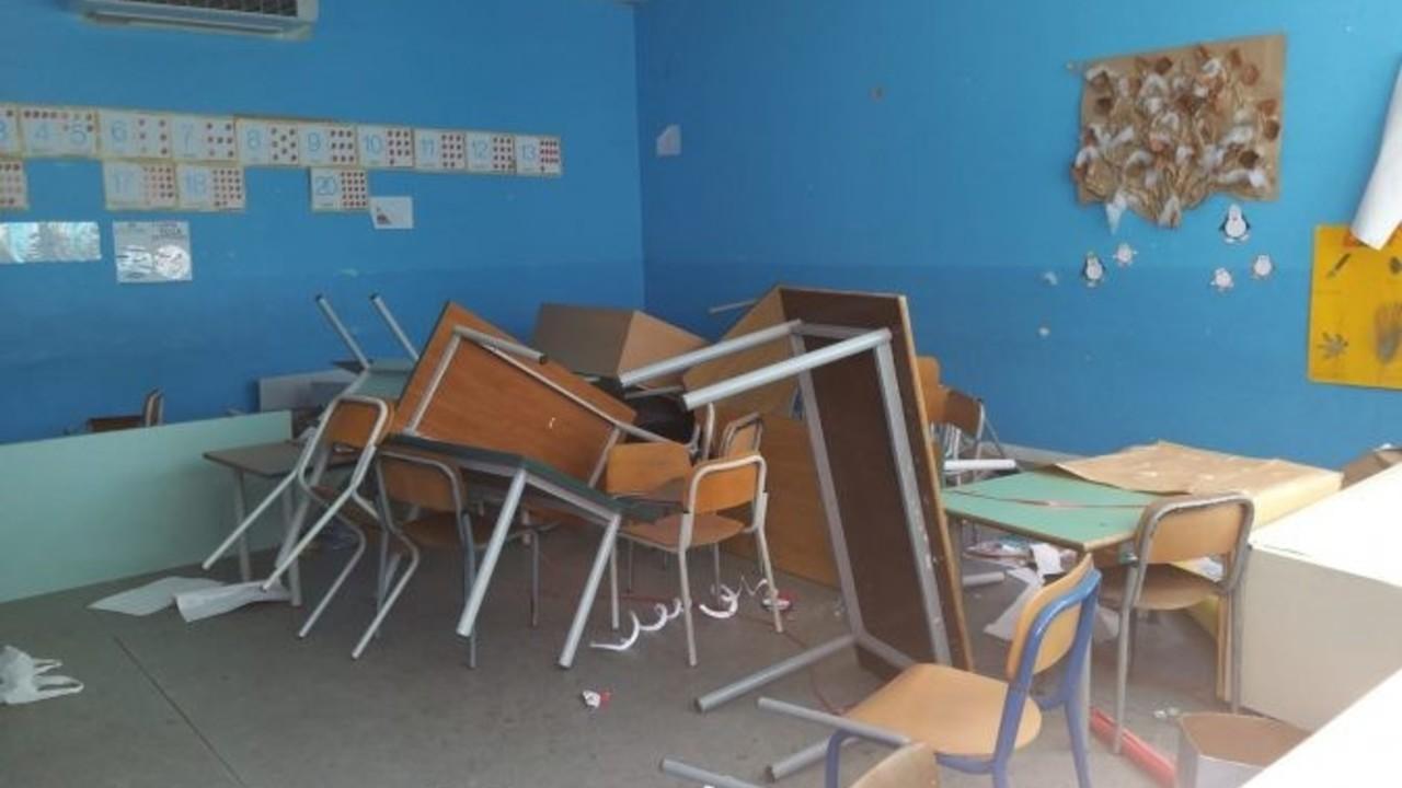 Vandali allo zen di Palermo, devastata la scuola dei pc e tablet donati