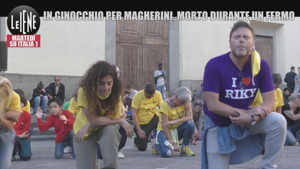 firenze flash mob riccardo magherini morto fermo