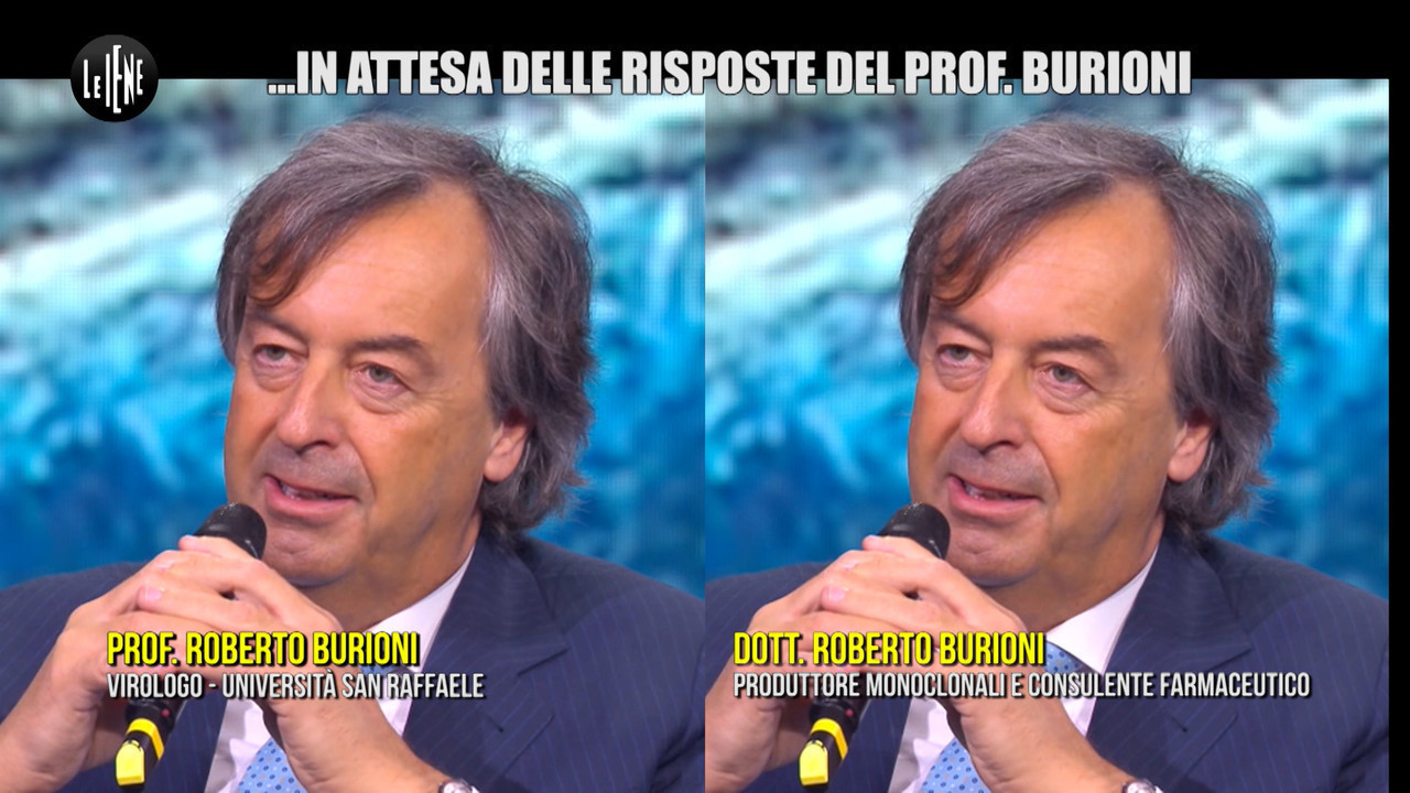 Professor Burioni attesa risposte