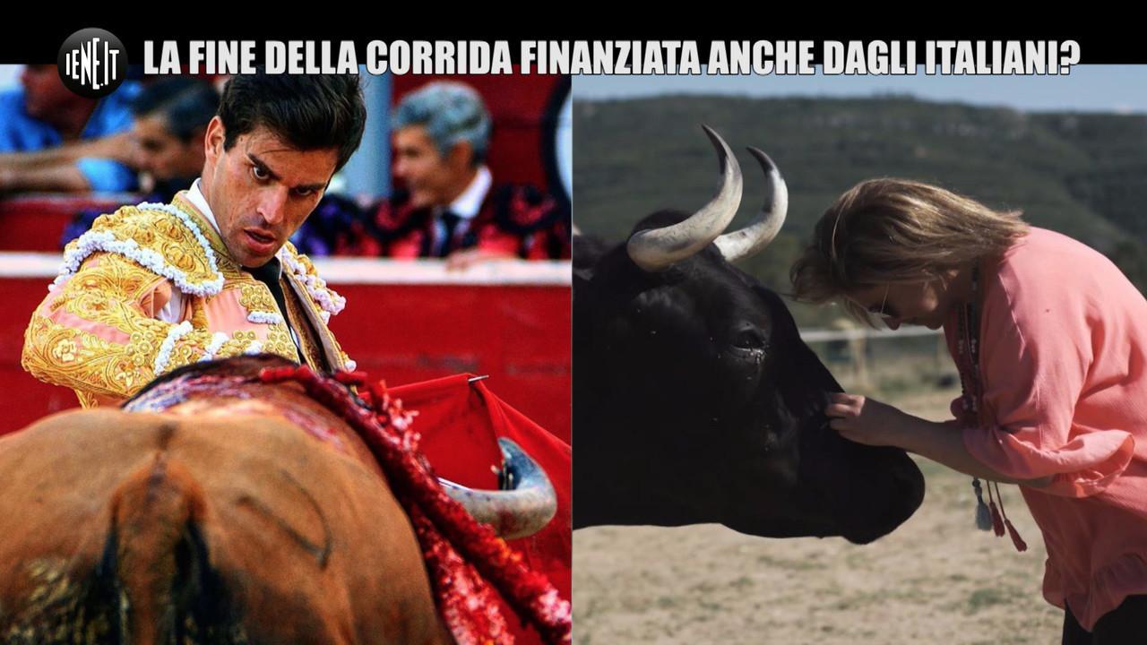 fine corrida finanziata italiani