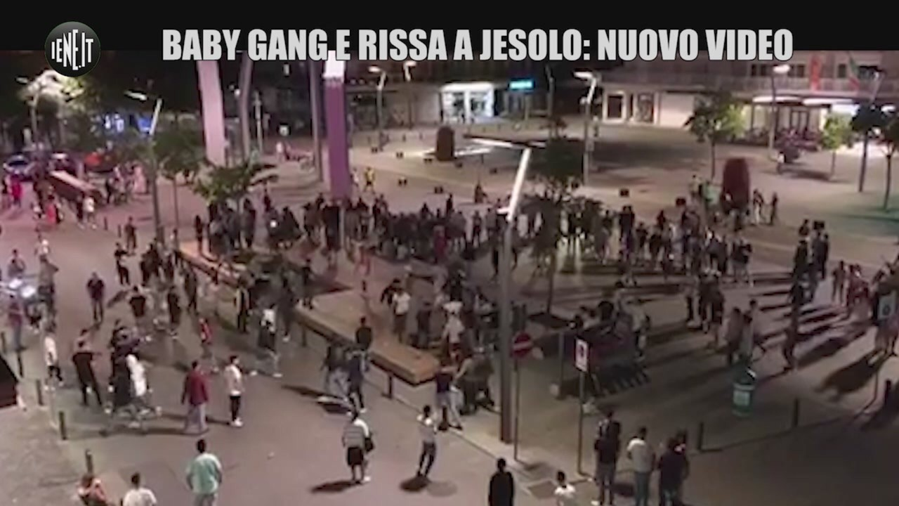 rissa Jesolo nuovo video padre