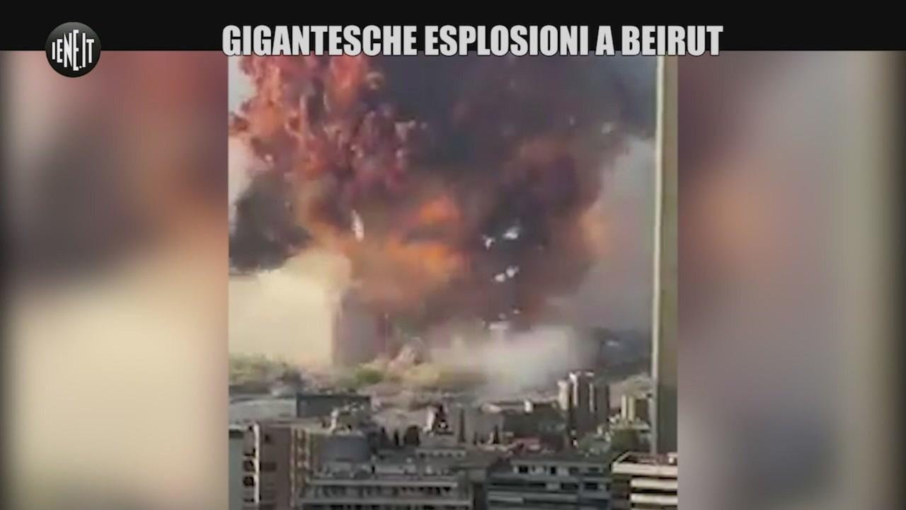 esplosioni beirut vittime