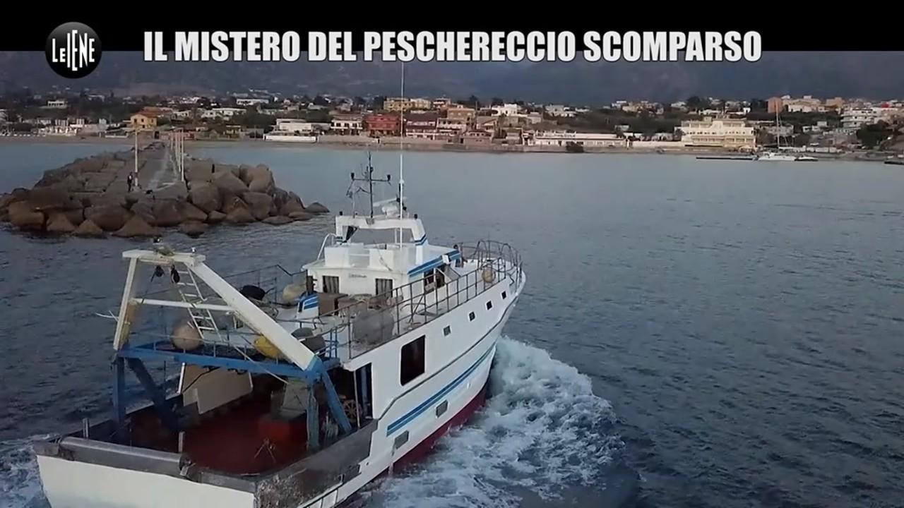 mistero terrasini affondato peschereccio nuova iside