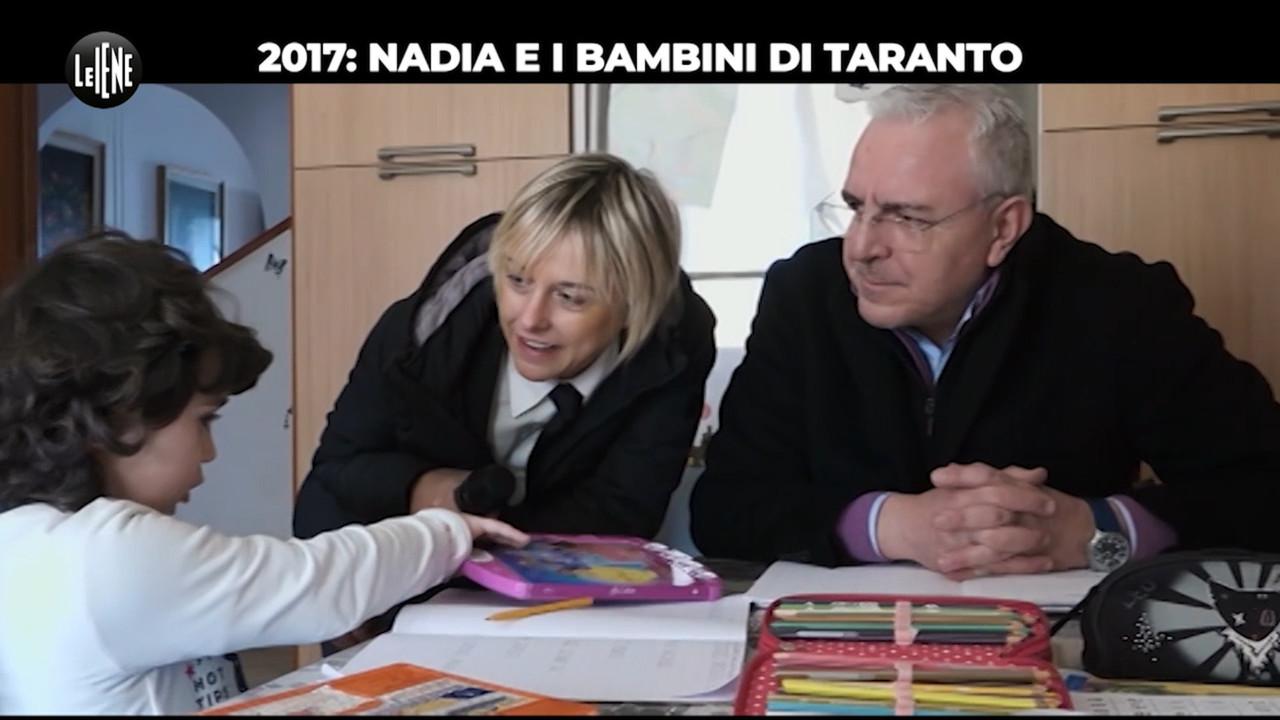 Le Iene per Nadia/2: l'Ilva di Taranto, i bambini e le magliette per l'ospedale | VIDEO