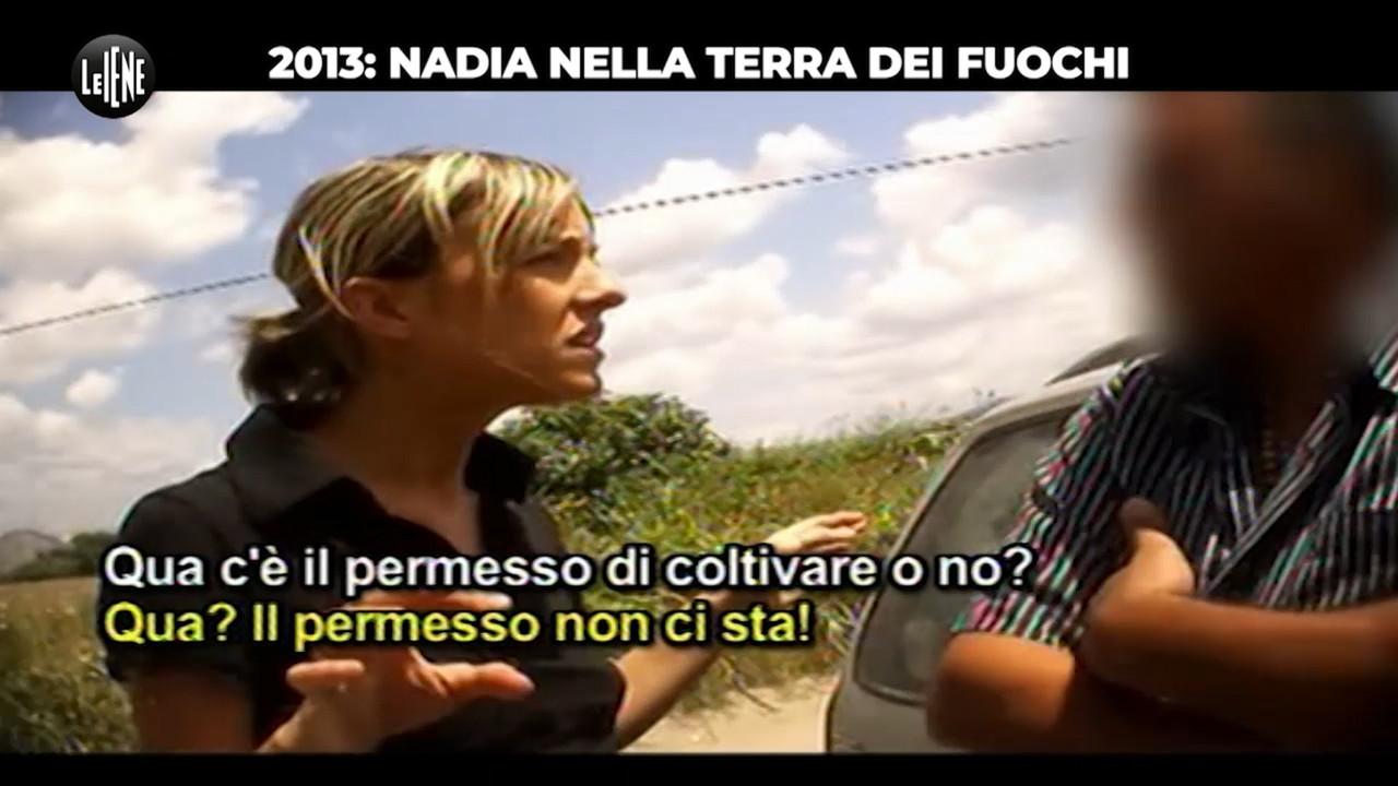 Le Iene per Nadia/3: la Terra dei Fuochi | VIDEO