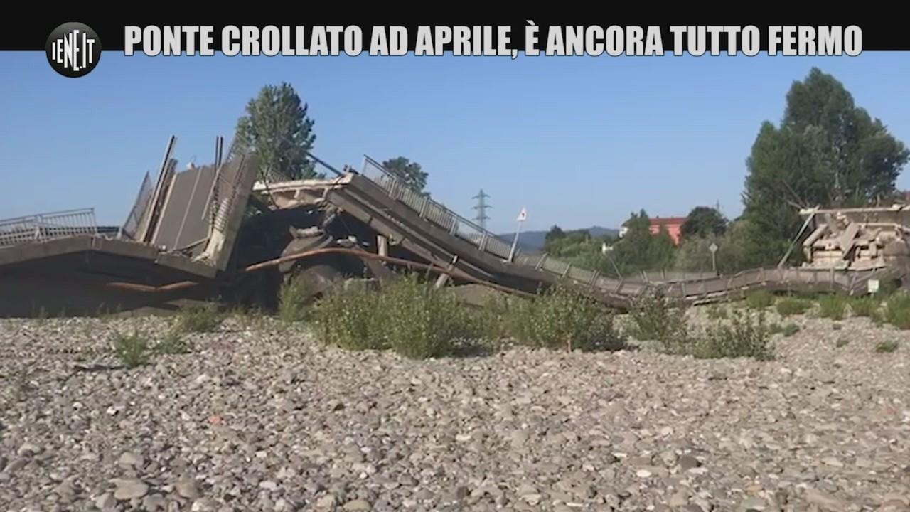 ponte albiano crollo
