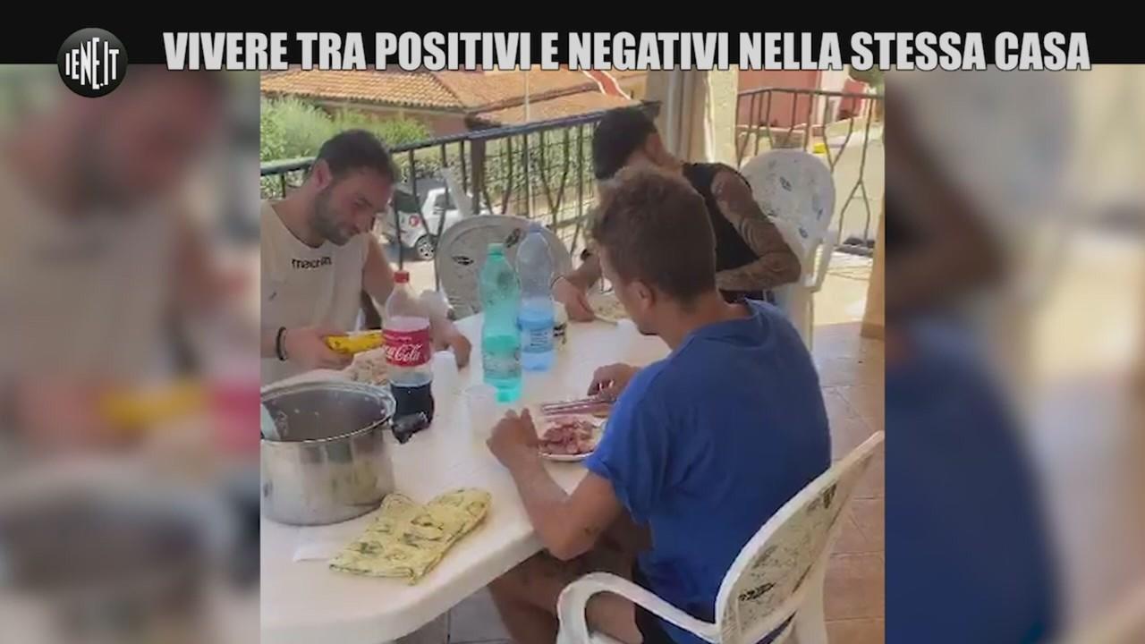 positivi sardegna quarantena negativi
