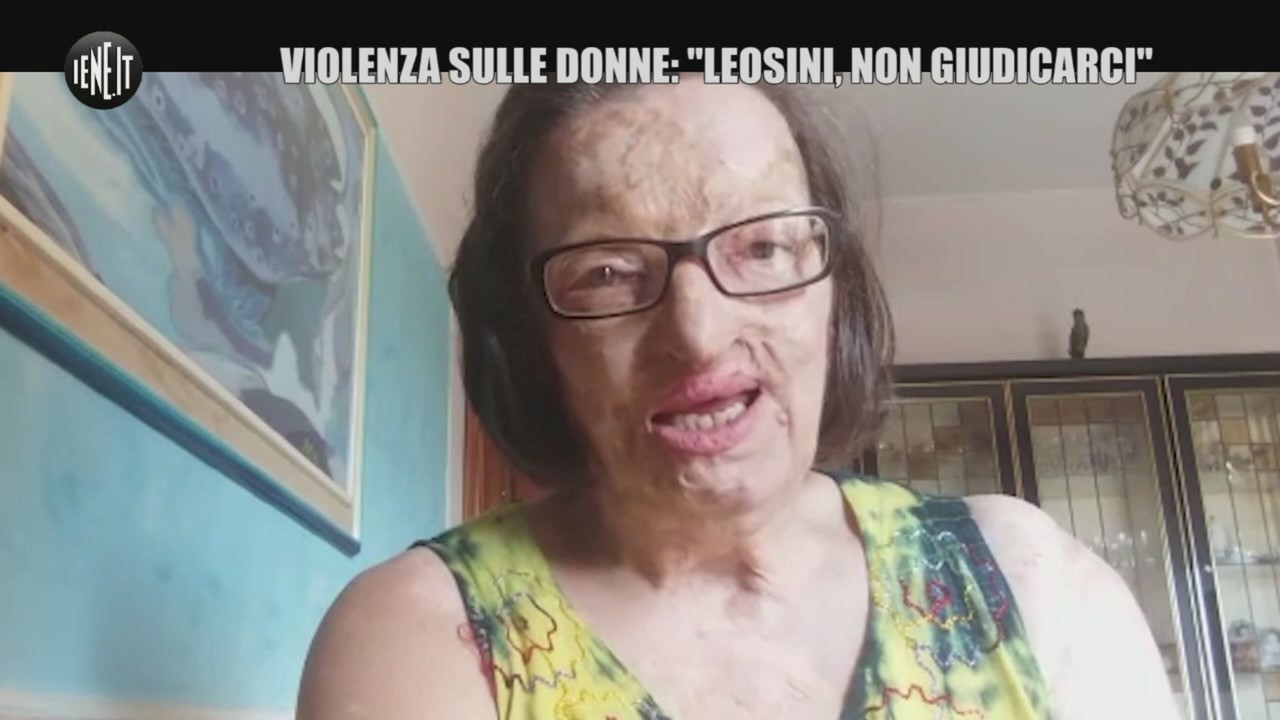 Violenza donne Leosini non giudicarci