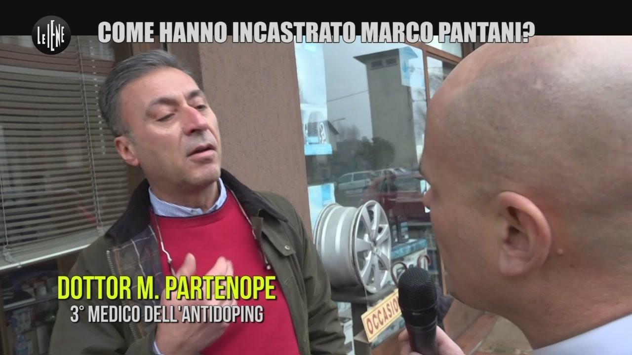DE GIUSEPPE: Come hanno incastrato Marco Pantani?