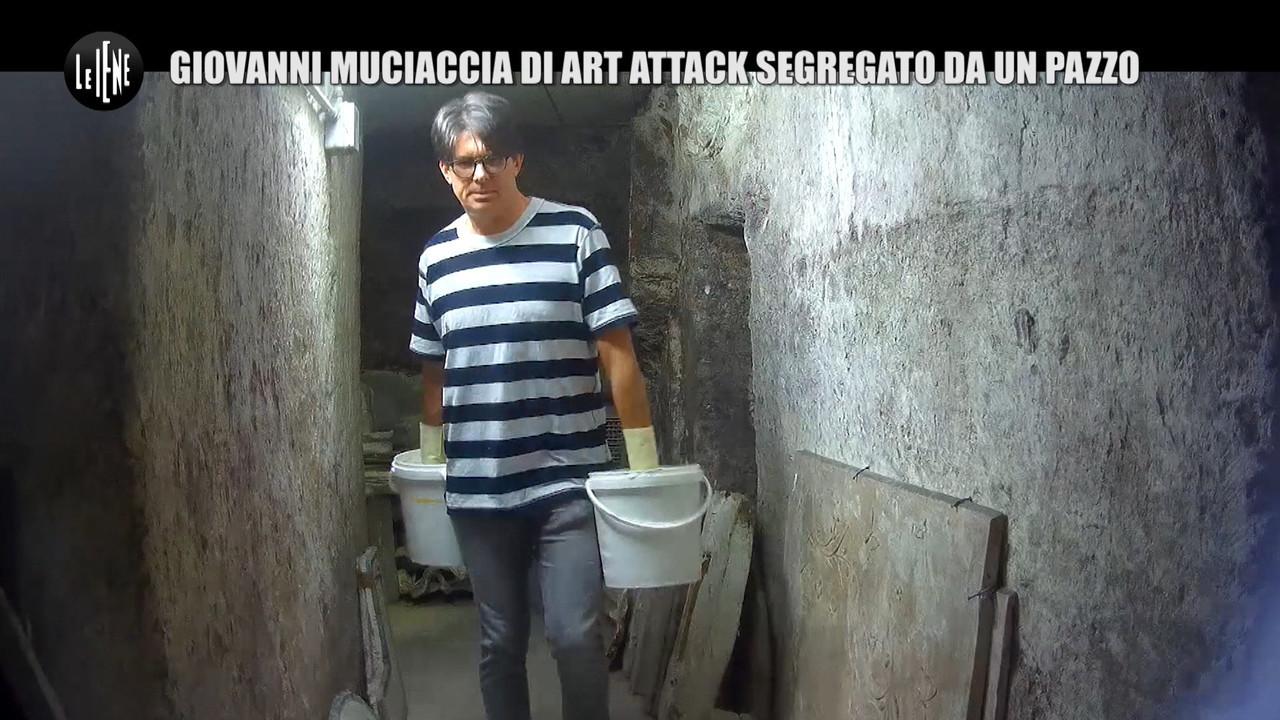 Bello scherzo Giovanni Muciaccia
