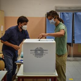 coronavirus elezioni sicure positivi