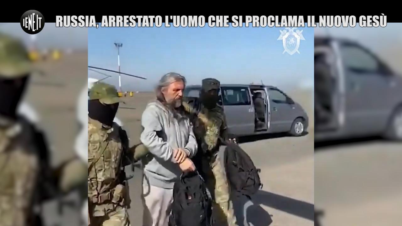 """Arrestato """"Vissarion"""" in Russia, che si proclama il nuovo Gesù"""