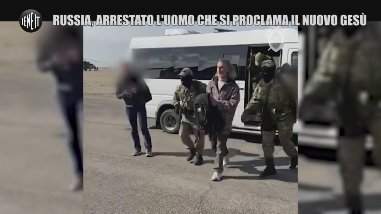 Russia arrestato uomo proclama nuovo Gesù