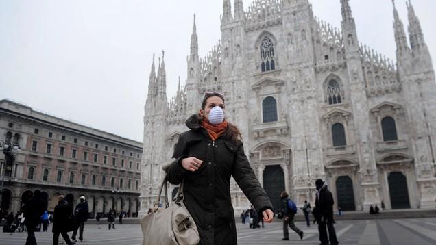 Coronavirus, ha colpito di più in Pianura padana perché è la zona più inquinata d'Italia | VIDEO