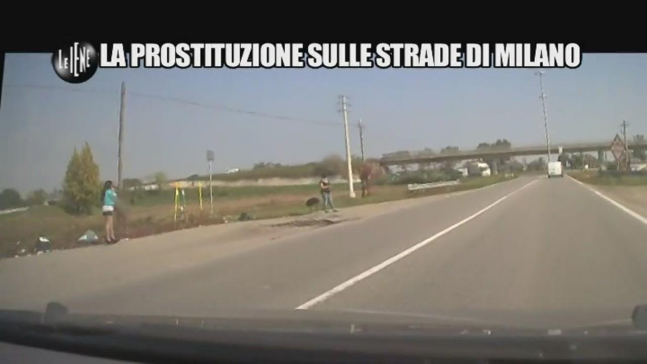 PELAZZA: La prostituzione sulle strade di Milano