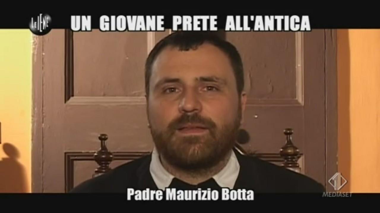 INTERVISTA: Padre Maurizio Botta