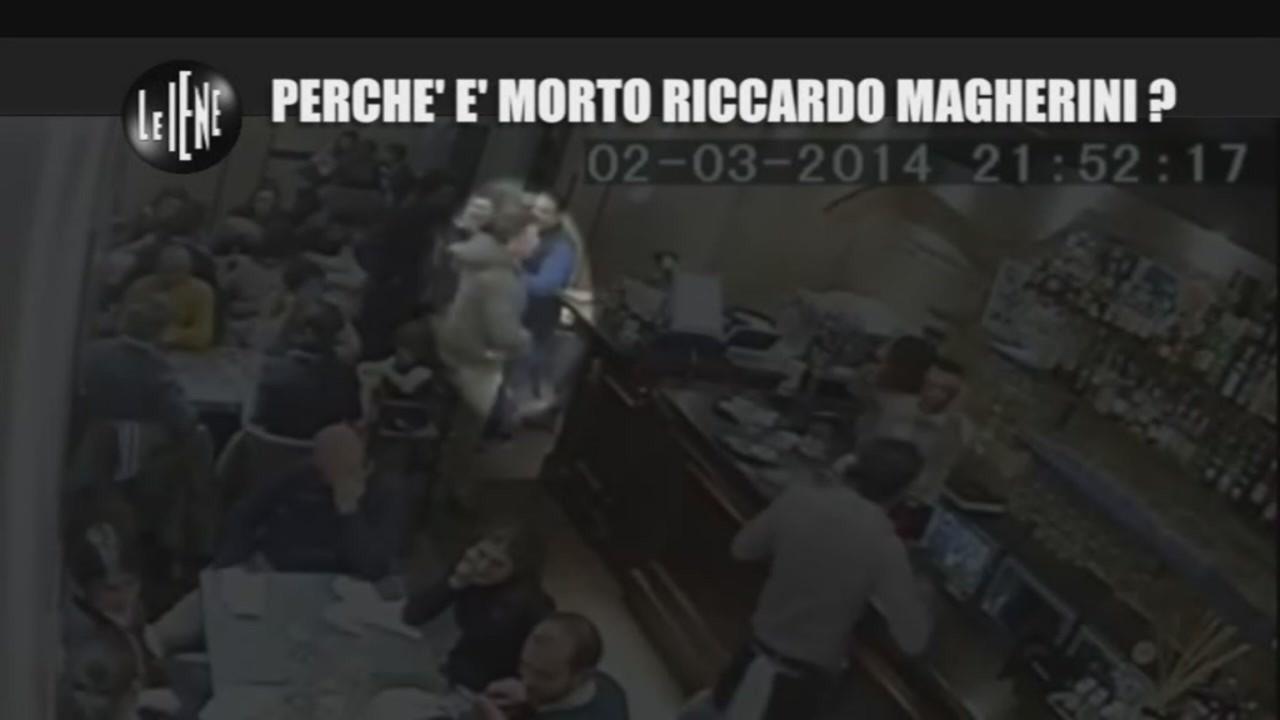 CASCIARI: Perché è morto Riccardo Magherini?