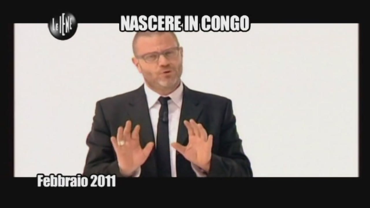 GOLIA: Nascere in congo