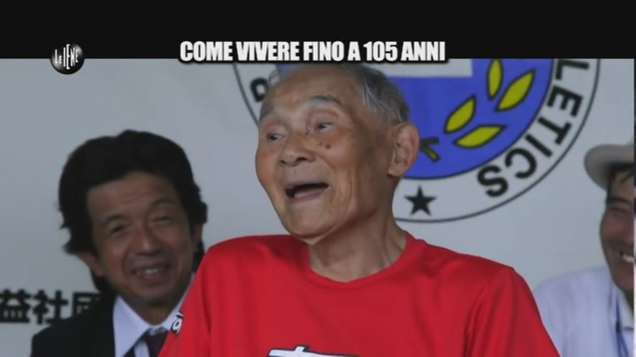 TOFFA: Come vivere fino a 105 anni
