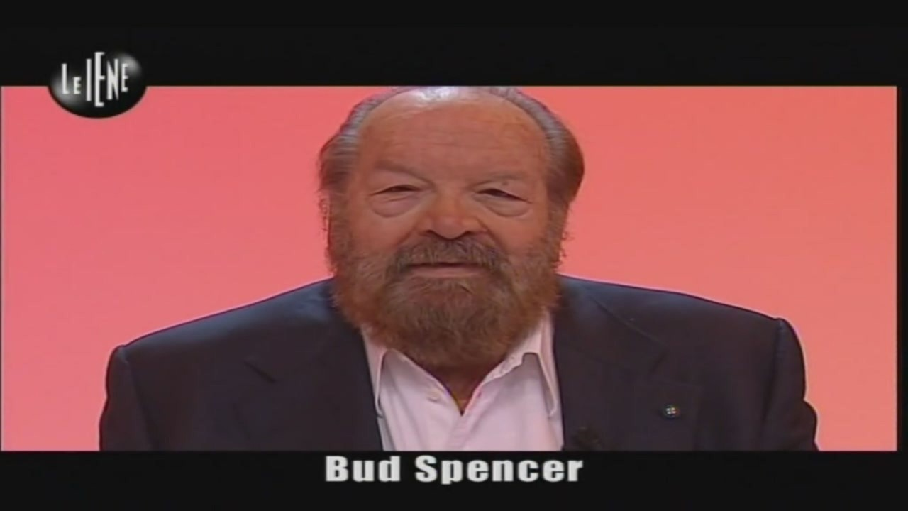 INTERVISTA: Bud Spencer