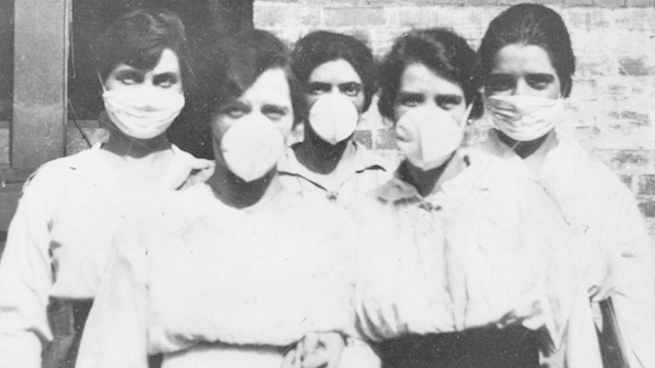 Coronavirus, il confronto con l'influenza spagnola | I DATI