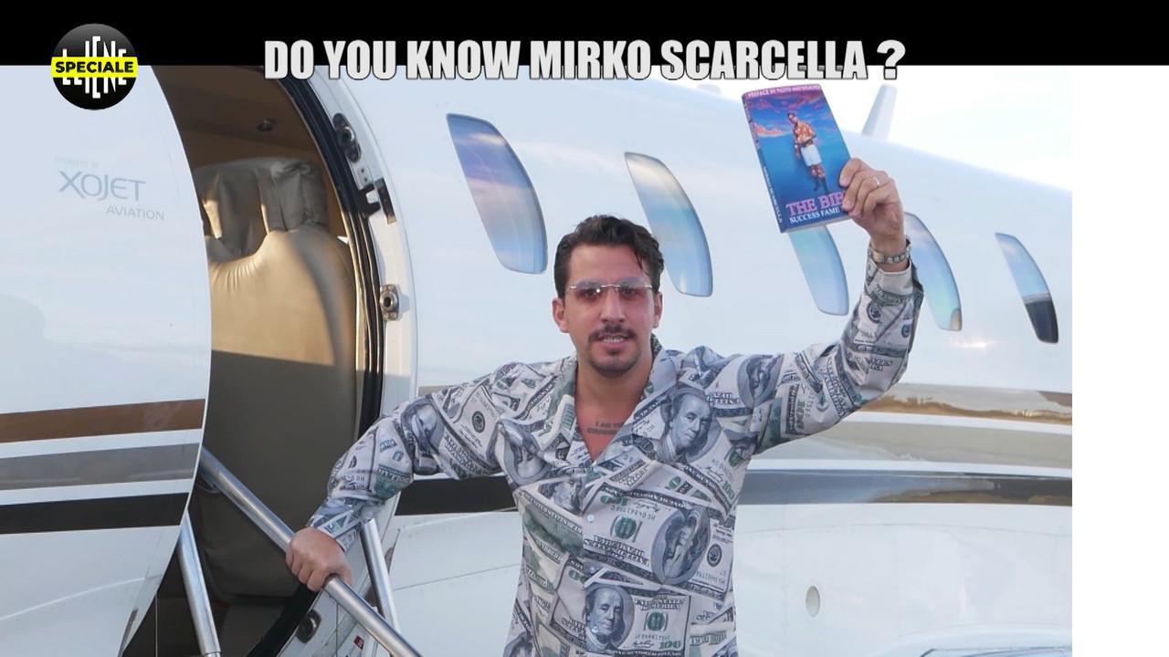 Do you know Mirko Scarcella? Il tour tra sue vecchie conoscenze