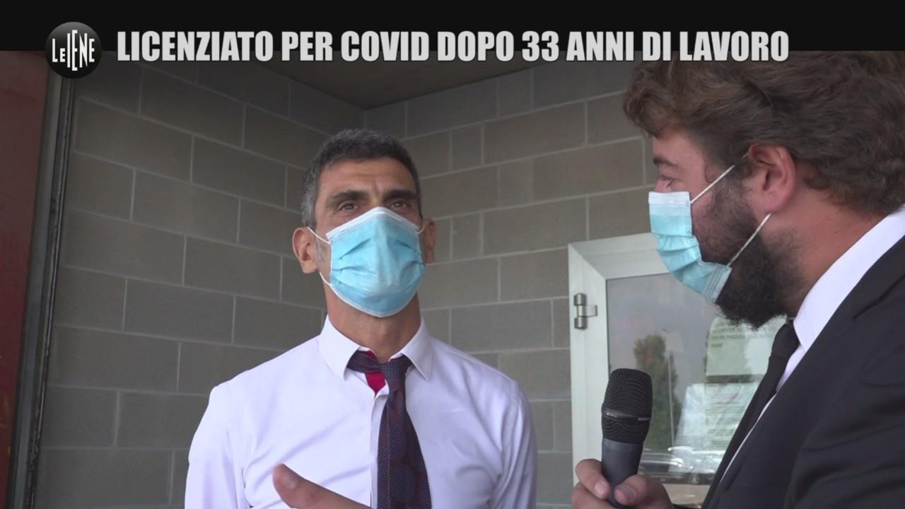 Licenziato per Covid prima della pensione: la beffa di Fabrizio