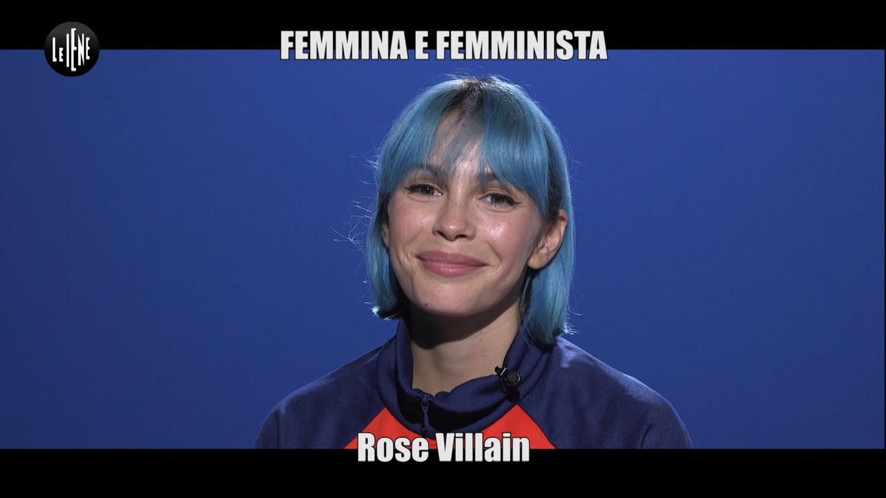 """INTERVISTA: Rose Villain, femminista e dalla parte delle donne rap: """"E non sessualizzatemi"""""""
