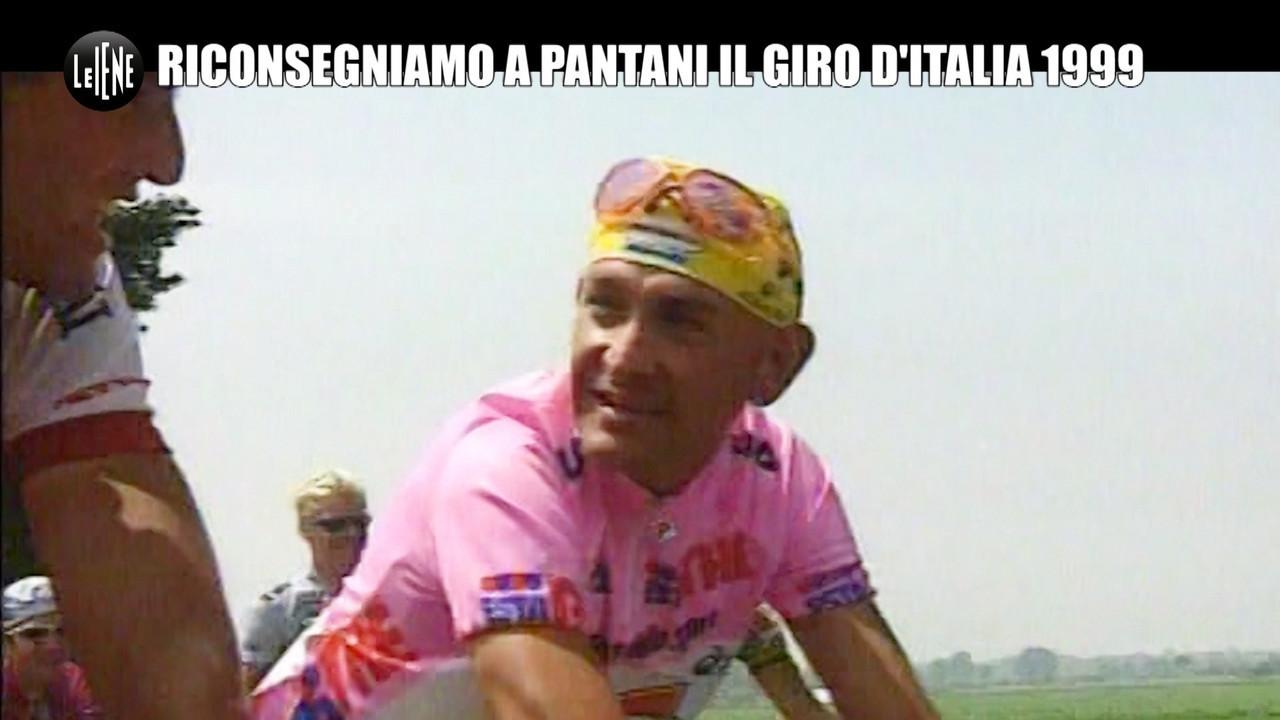 diamo pantani coppa giro d'italia 1999