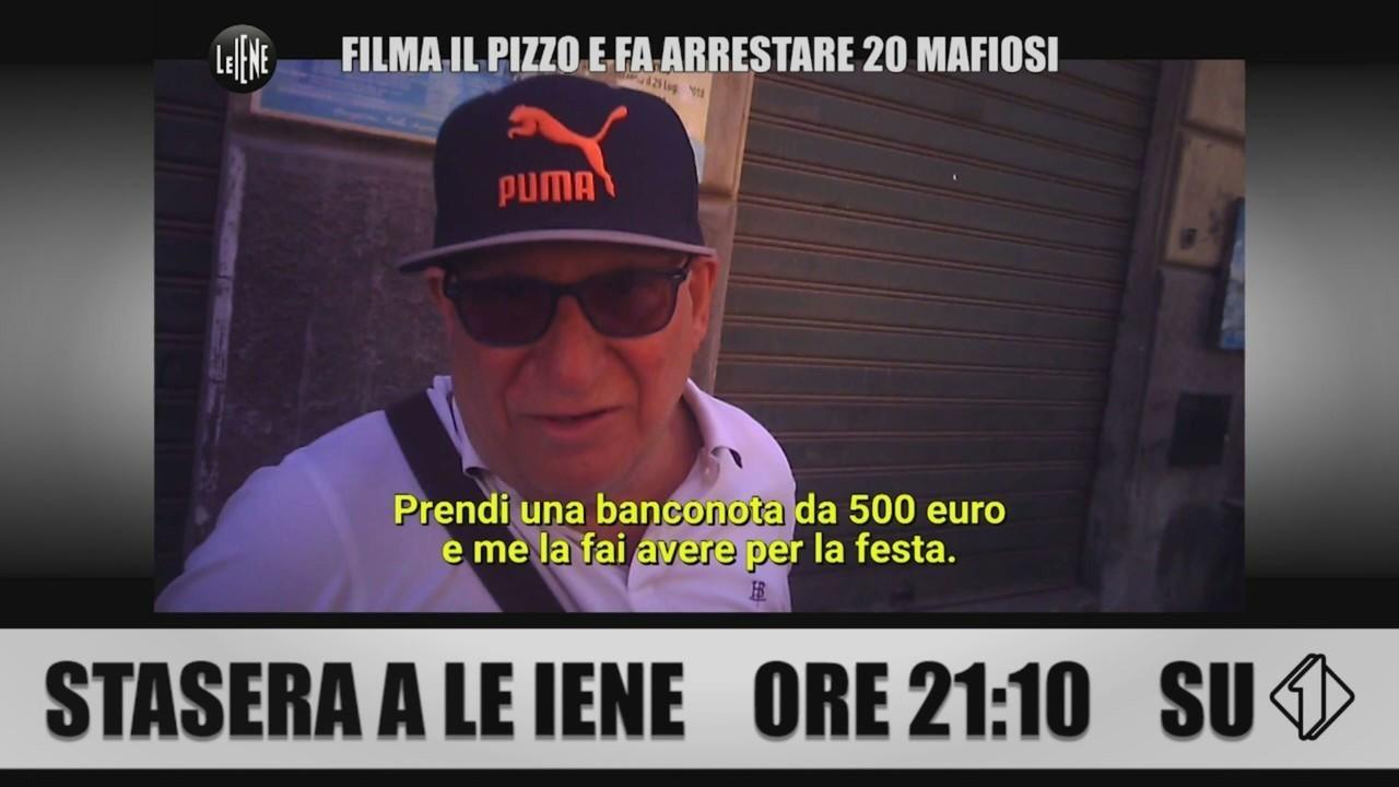 filma richiesta pizzo dice no alla mafia falcone e borsellino