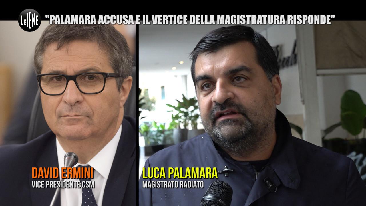 Caso Palamara, Ermini risponde alle parole dell'ex magistrato