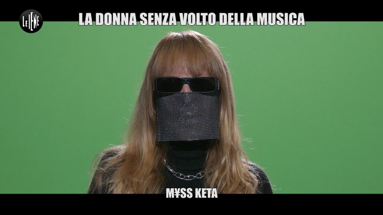 L'intervista a Myss Keta, la donna senza volto della musica