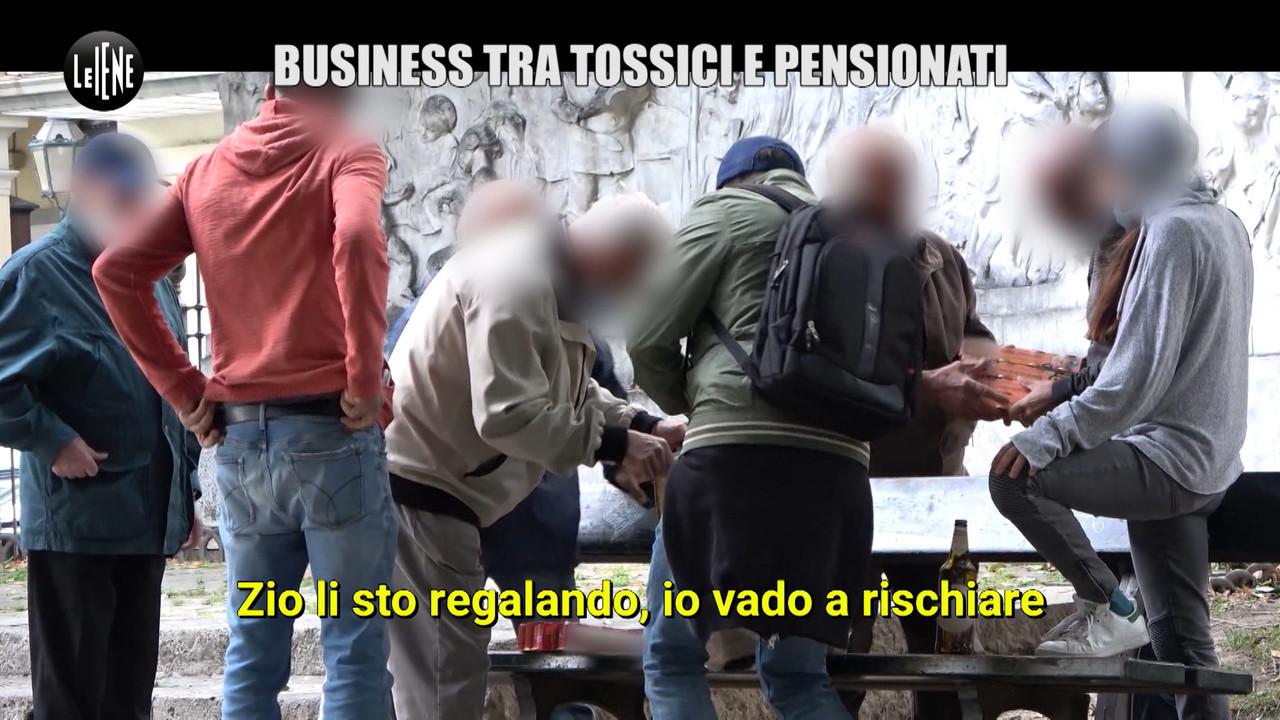 AGRESTI: I furti al supermercato che finanziano la droga