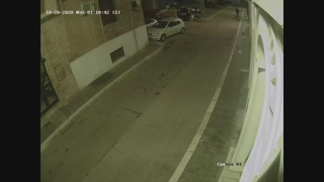 foggia bomba mafia società foggiana fratelli vigilante centro anziani