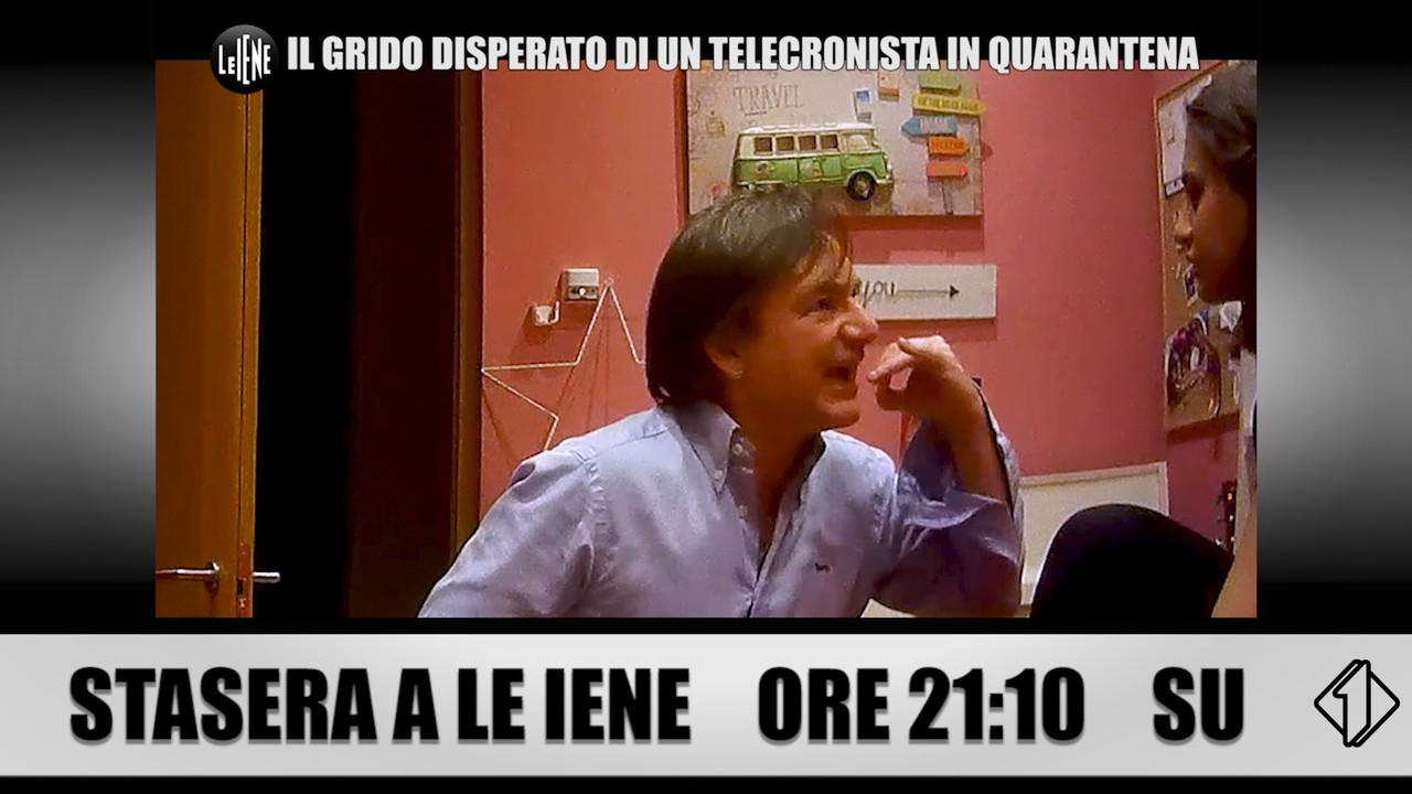 galera scherzo Fabio Caressa